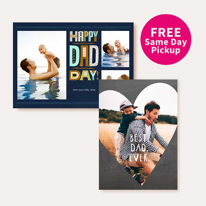 FREE Same Day Pickup. Father's Day Cards