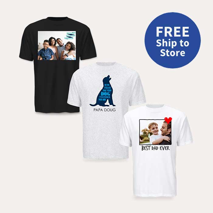 FREE Ship to Store. T-shirts