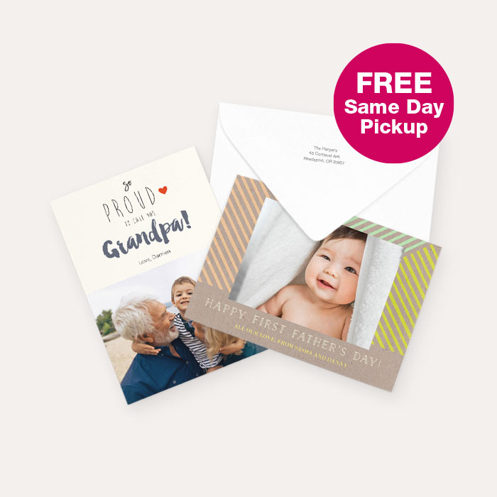 Premium Father's Day Cards