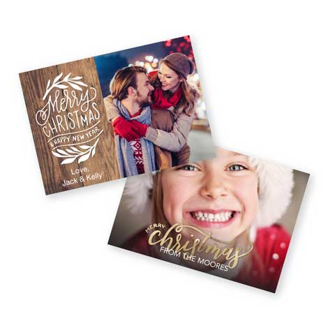 holiday cards collection - Create Christmas Cards