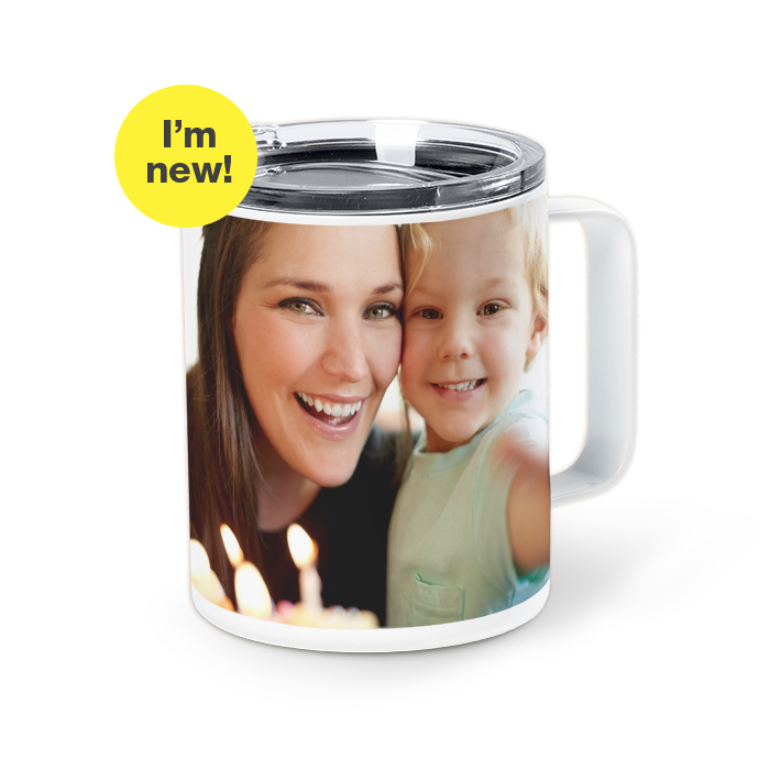 I'm new! Insulated Coffee Mug