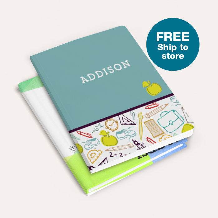 FREE Ship to store. Notebooks & Journals