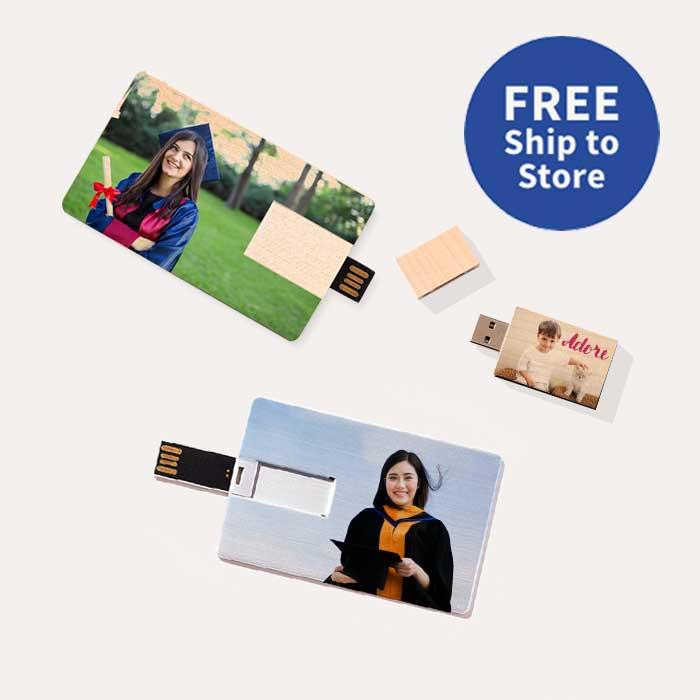 FREE Ship to Store. Custom USBs