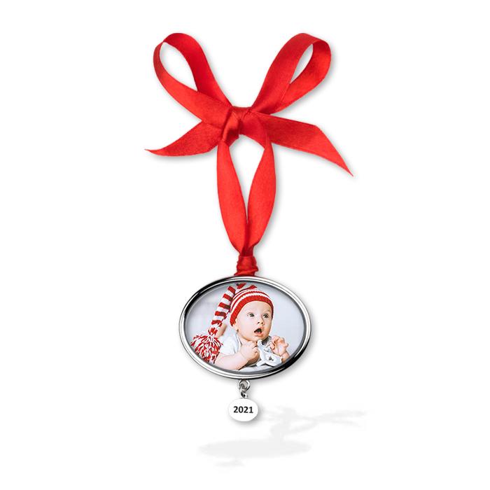 Annual Silver Ornament