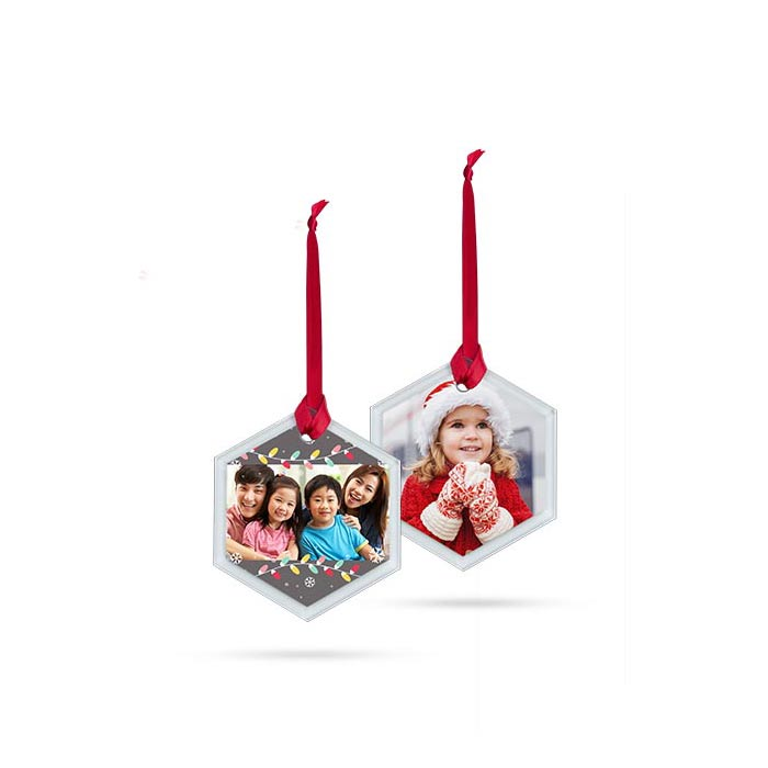 Holiday Photo Ornaments | Walgreens Photo