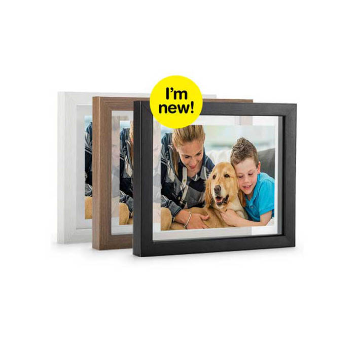 Custom Floating Frames