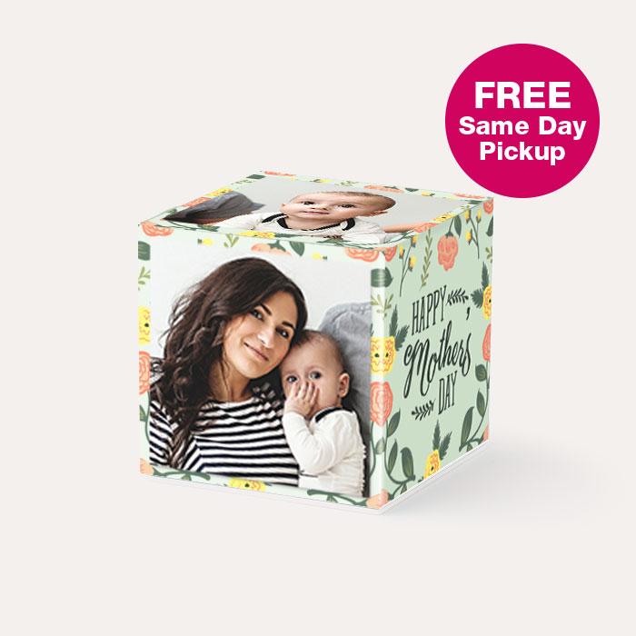 FREE Same Day Pickup. Photo Cubes