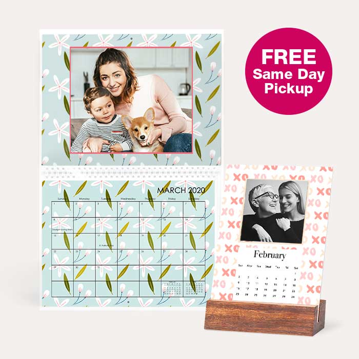 FREE Same Day Pickup. Calendars