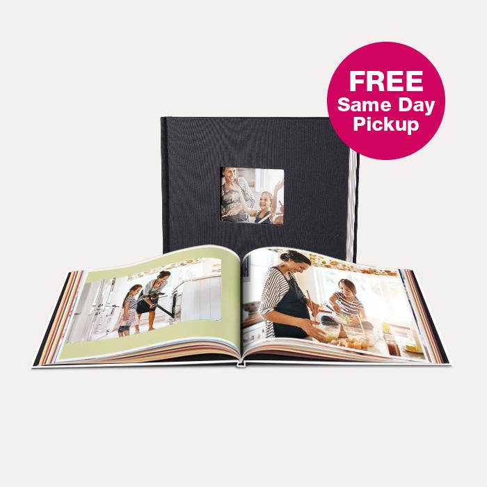 FREE Same Day Pickup. 8.5x11 Window Cover Photo Books