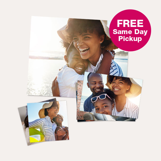 FREE Same Day Pickup. Prints & Enlargements
