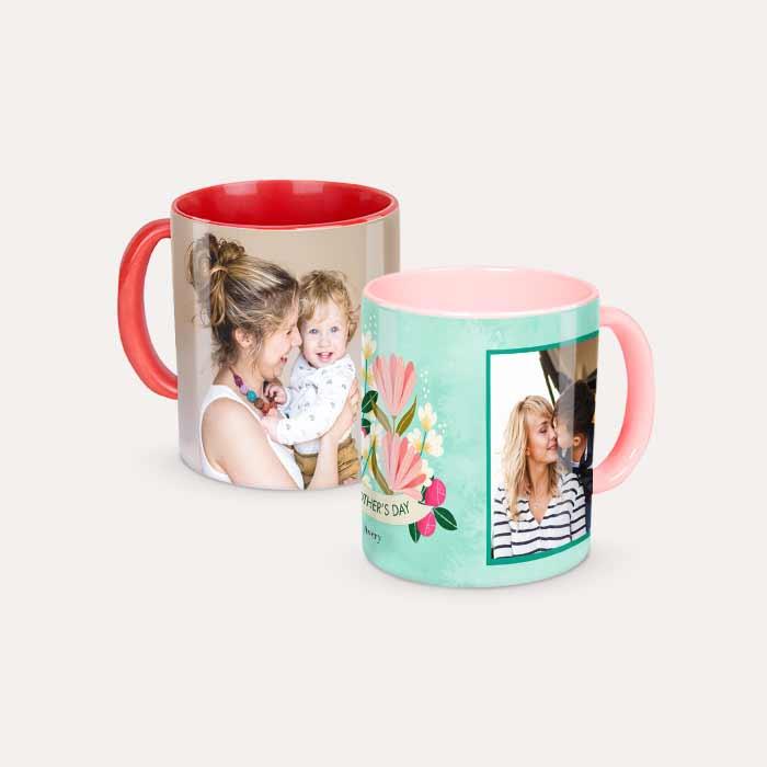 11oz Colored Mug