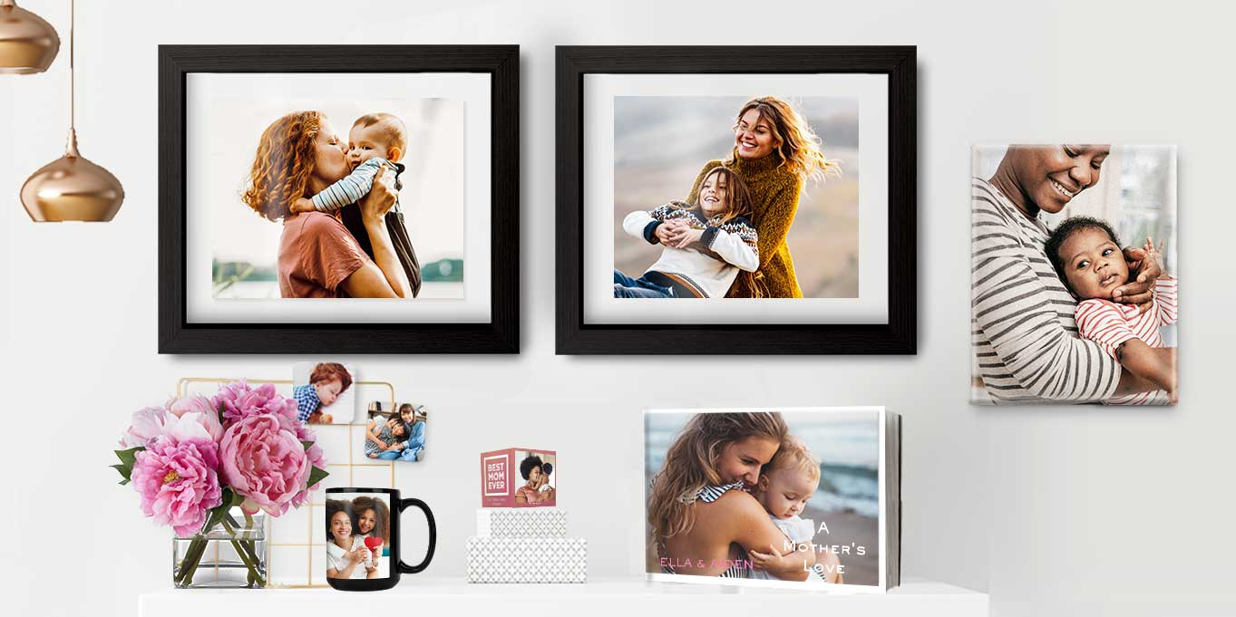 Thanks, Mom! Personalized gifts make it easy to show her you care.