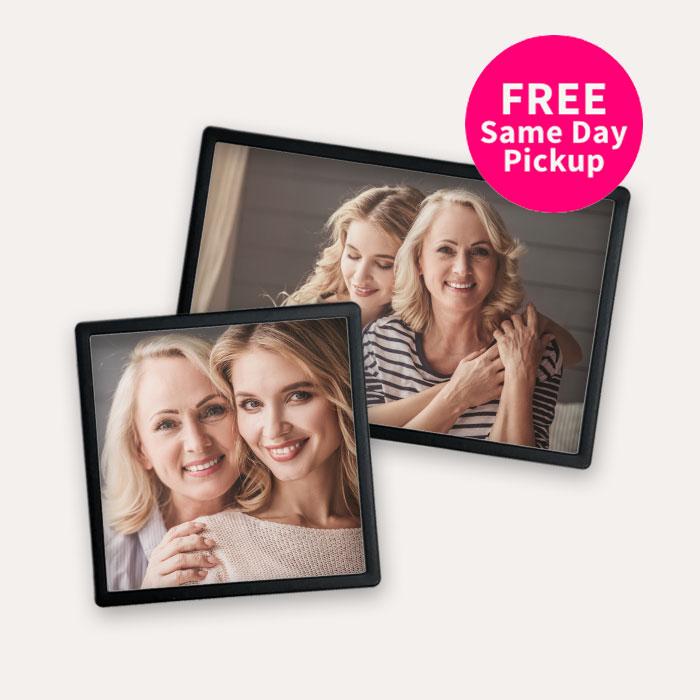 FREE Same Day Pickup. Framed Magnets