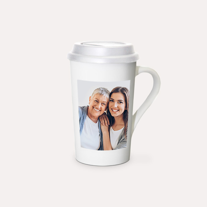 16oz Grande Mug with Lid