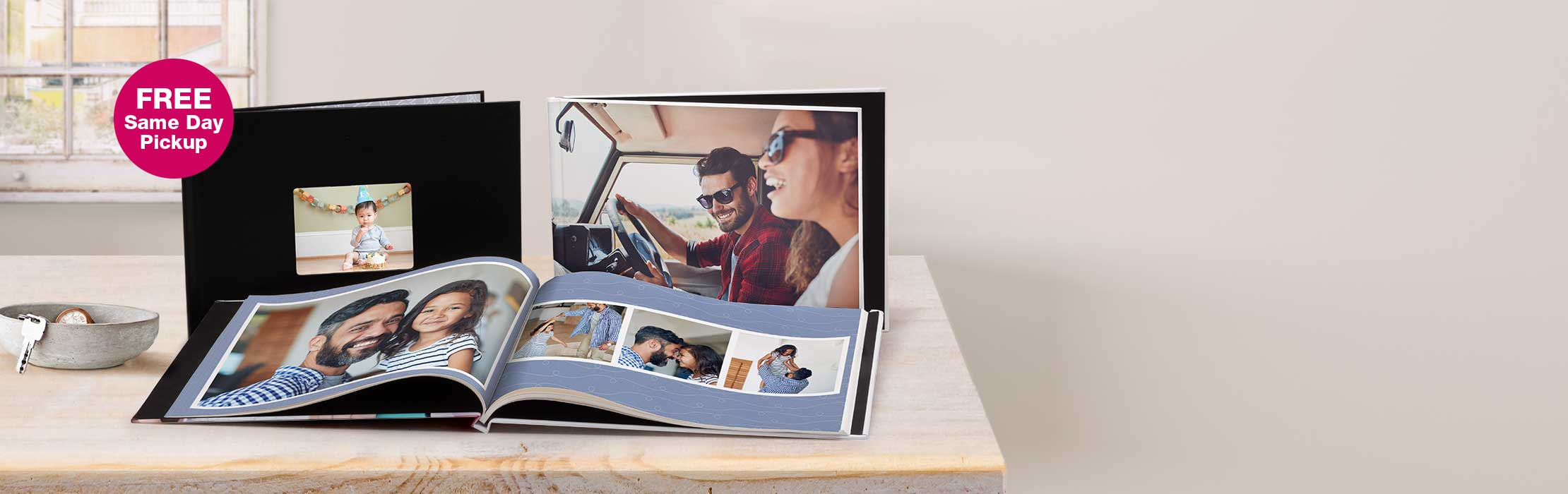 Photo Books - Create Custom Photo Books | Walgreens Photo