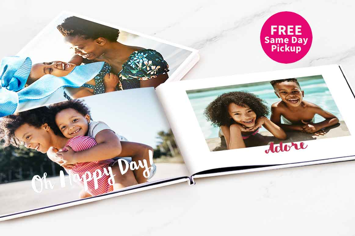 FREE Same Day Pickup. Create memories  that last