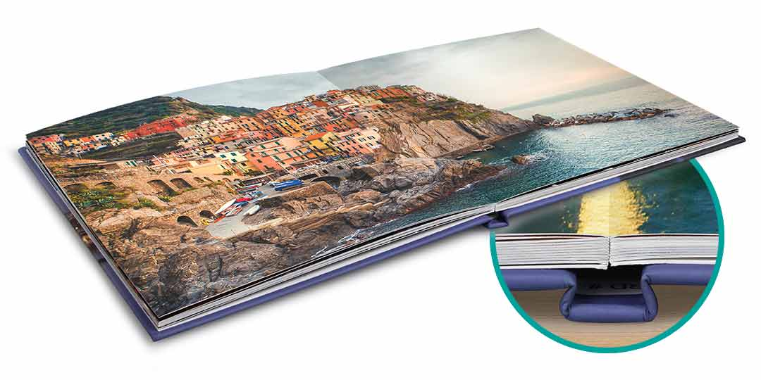 Premium Lay Flat Photo Books