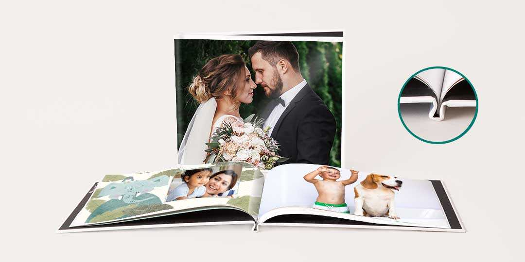8.5x11 Custom Cover Photo Book image
