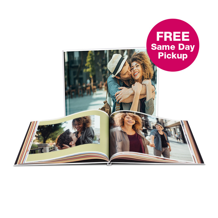 8.5x11 Custom Cover Photo Book