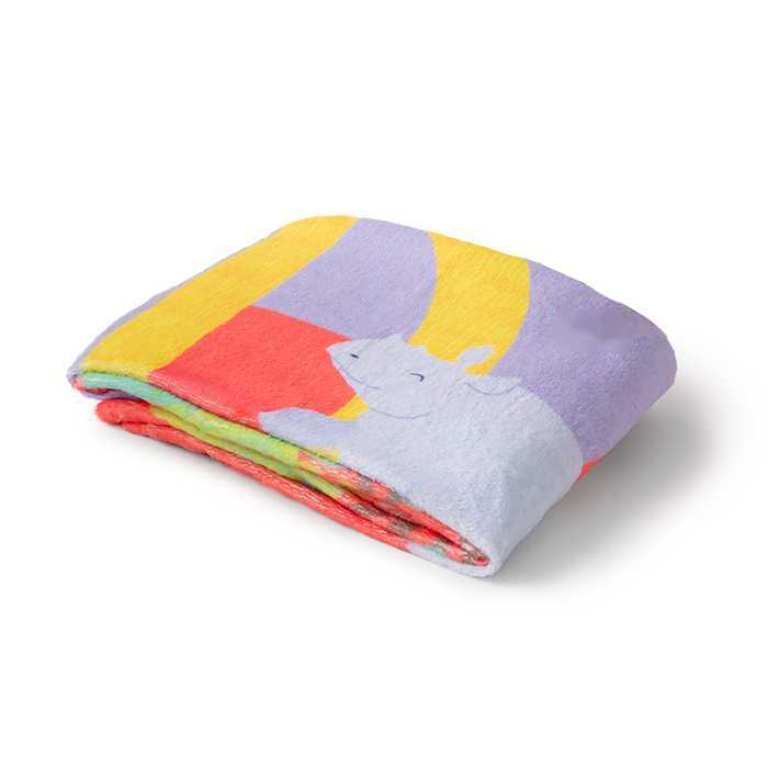 30x40 Plush Fleece Baby Blanket