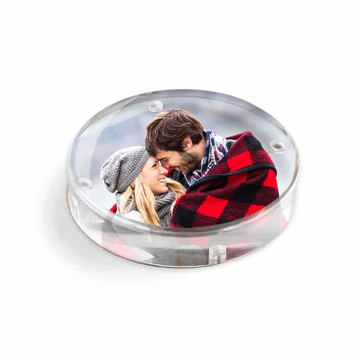 Acrylic Paperweight