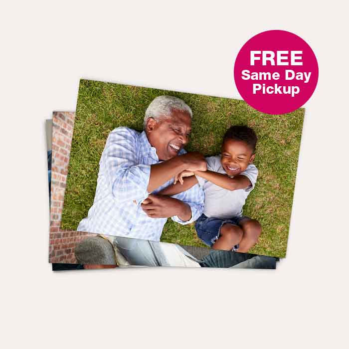 50% off Prints, Posters & Enlargements. FREE Same day Pickup.
