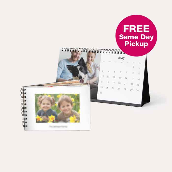 FREE Same Day Pickup. 40% off Photo Gifts