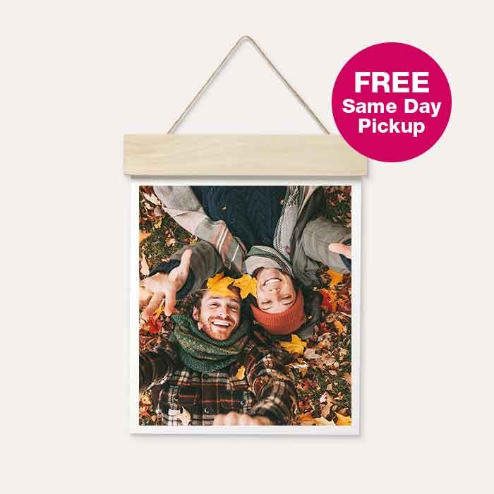 FREE Same Day Pickup. 60% off Same Day Pickup Wood Hanger Board Prints