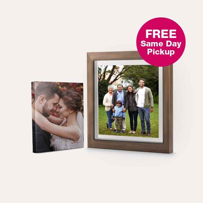 FREE Same Day Pickup. 50% off Canvas Prints & Floating Frames