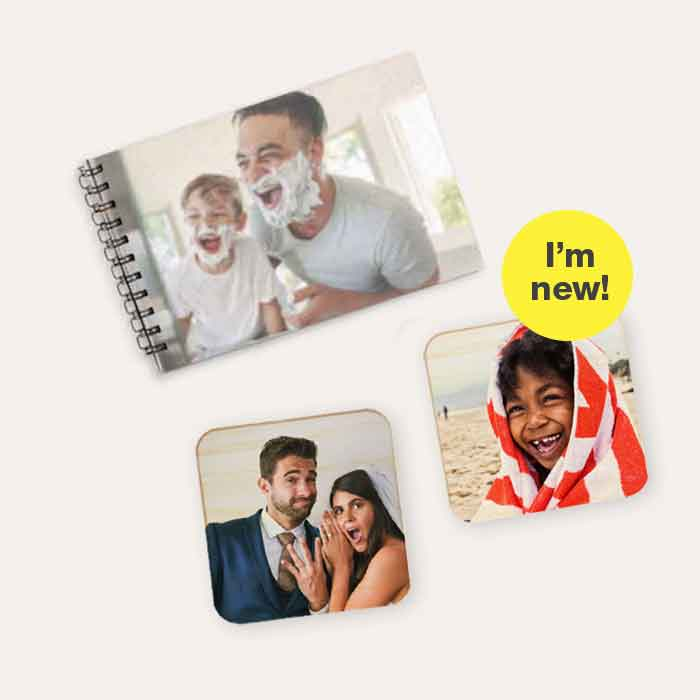 I'm new! 40% off Photo Gifts