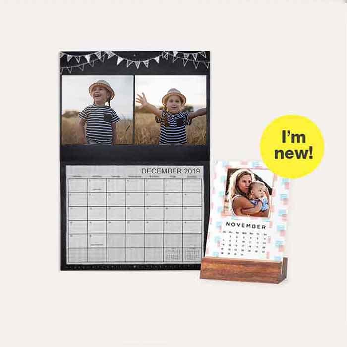 I'm new! 50% off All Calendars