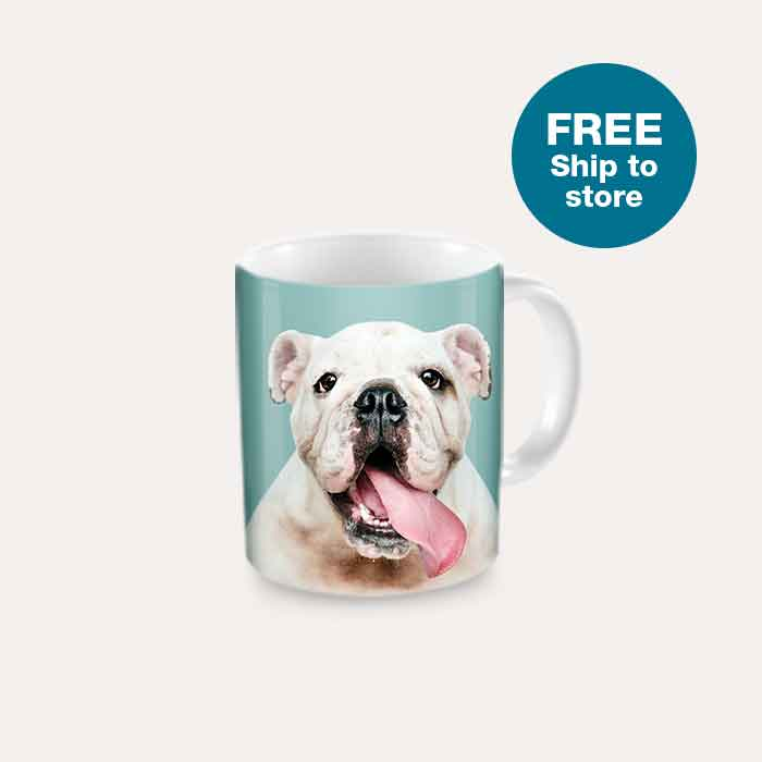 FREE Ship to Store. $7.99 11 oz. white Mug