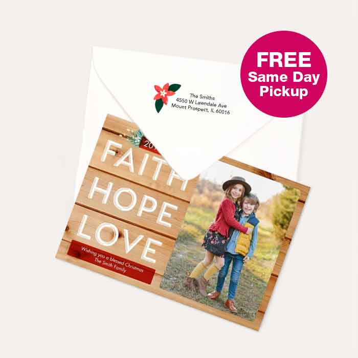 FREE Same Day Pickup. 50% off All Cards & Premium Stationery