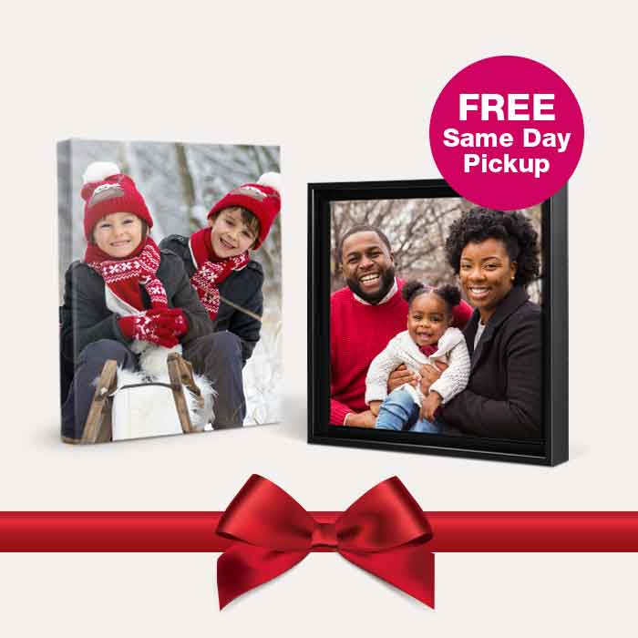 FREE Same Day Pickup. Gift of the Week: 60% off Canvas Prints