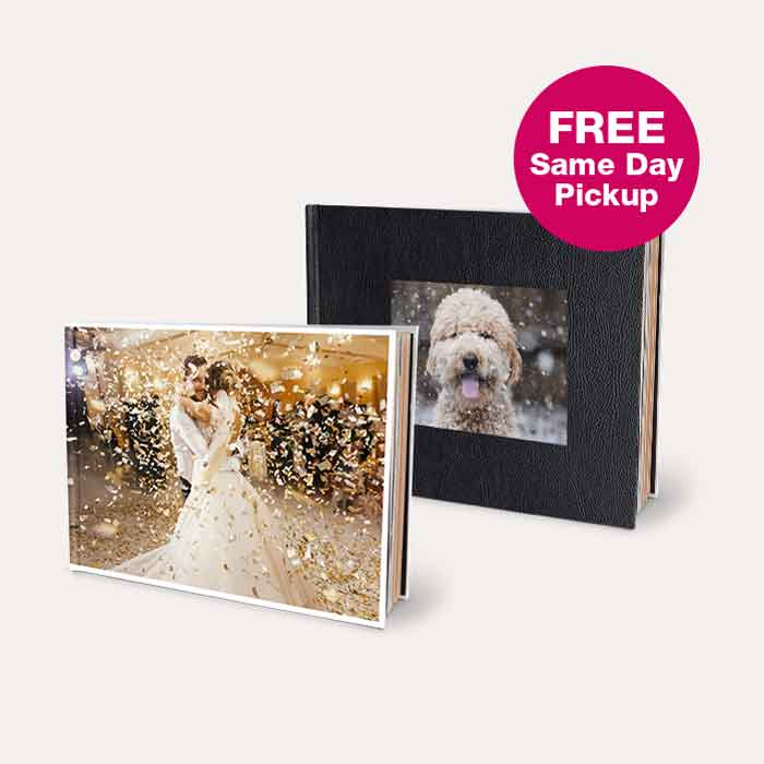 FREE Same Day Pickup. 60% off Photo Books