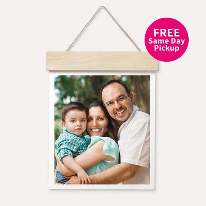 FREE Same Day Pickup. 50% off Wood Hanger Board Prints