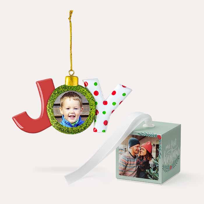 BOGO Ornaments