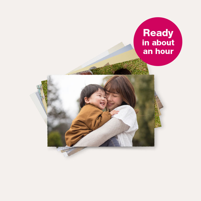 Up to 60% off Prints & Enlargements
