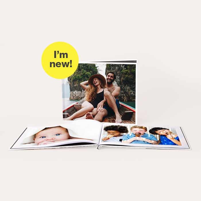 I'm new! 50% off Photo Books