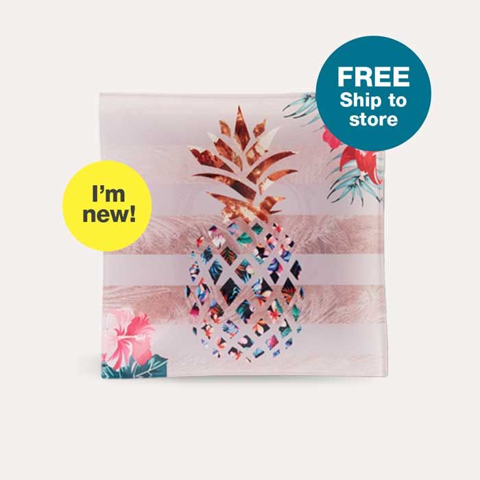 FREE Ship to Store. I'm new!