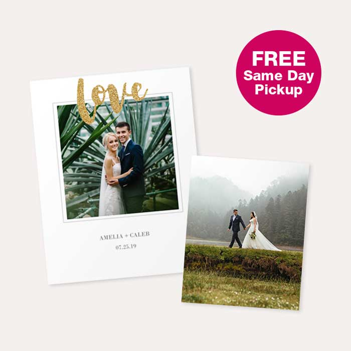 FREE Same Day Pickup. 50% off Posters & Enlargements
