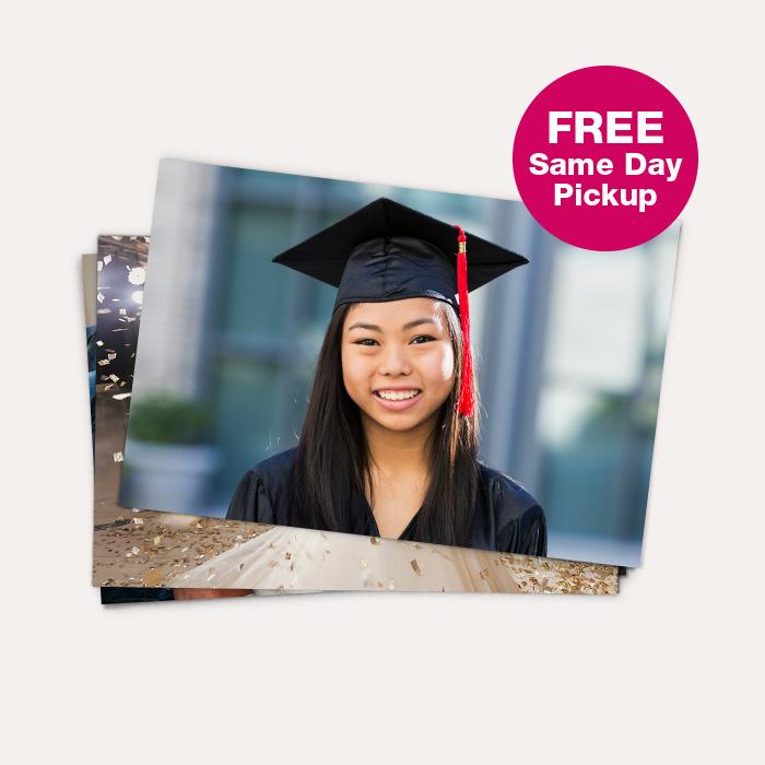 FREE Same Day Pickup. 9¢ 4x6 prints on orders of 100+