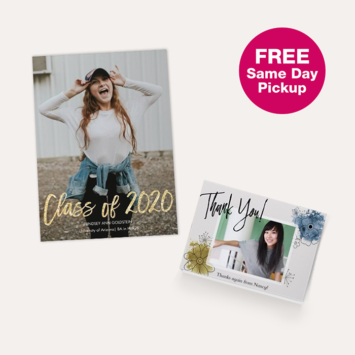 FREE Same Day Pickup. 40% All Cards and Premium Stationery
