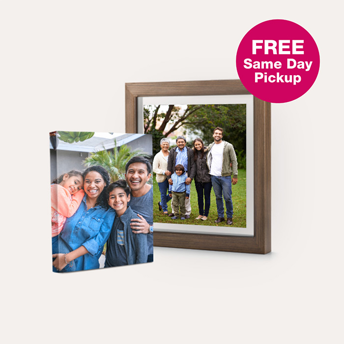 FREE Same Day Pickup. 60% off Same Day Canvas & Floating Frames
