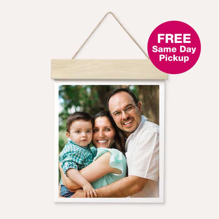 FREE Same Day Pickup. 75% off Wood Hanger Board Prints