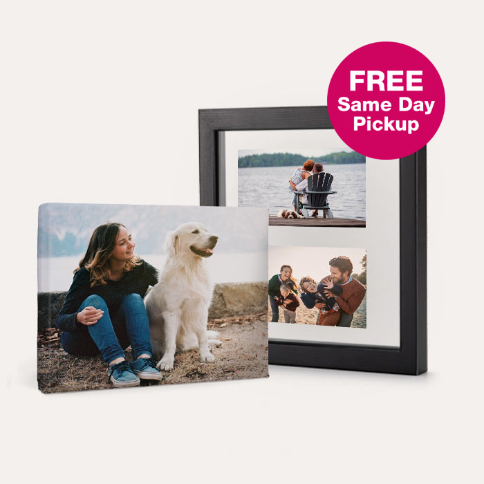 FREE Same Day Pickup. 60% off Same Day Canvas & Floating Frames.