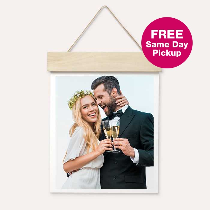 FREE Same Day Pickup. 60% off Same Day Wood Hanger Board Prints