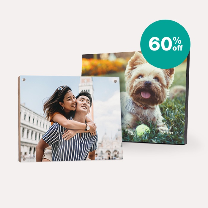 60% off Wood Panels