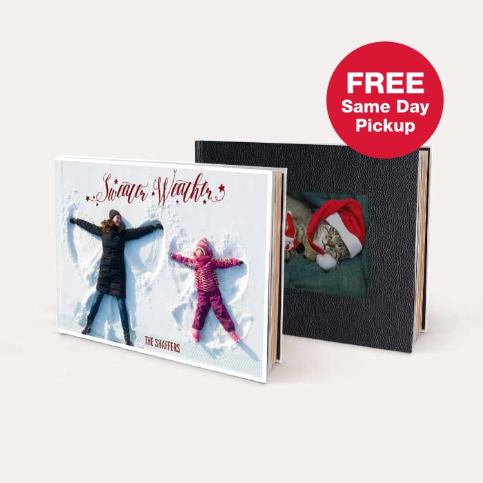 FREE Same Day Pickup. 75% off Photo Books