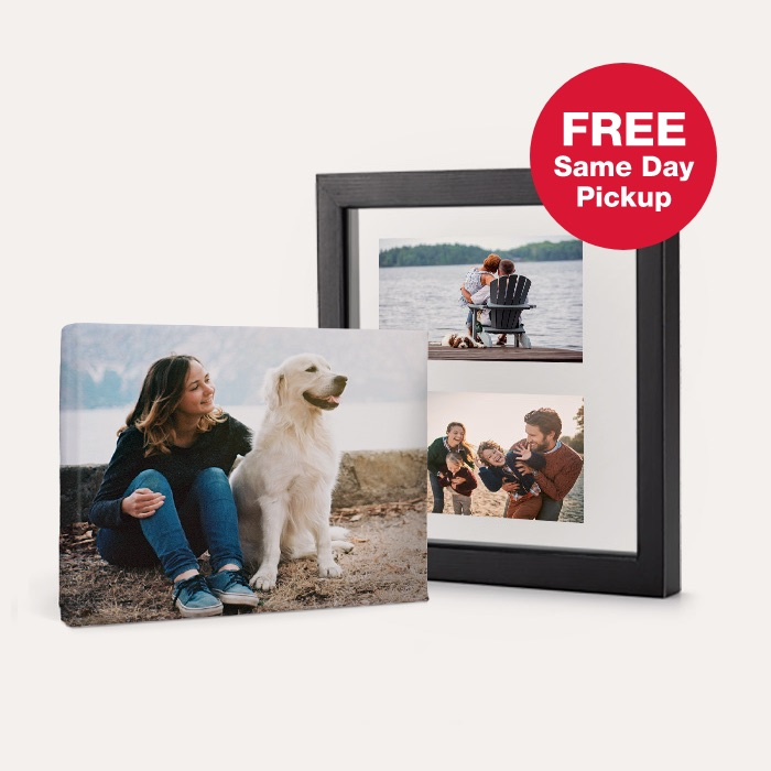 FREE Same Day Pickup. 60% off Canvas & Floating Frames
